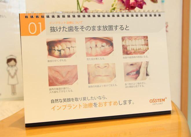 石橋阪大前駅 出口徒歩 2分 桑田歯科の院内写真7