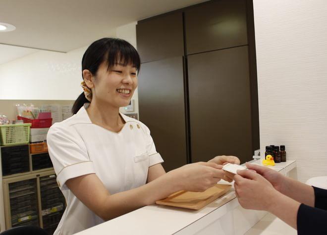 森田駅 出入口車6分 おひさま歯科クリニックのスタッフ写真3