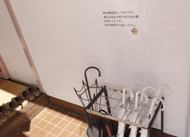 森田駅 出入口車6分 おひさま歯科クリニックの院内写真5