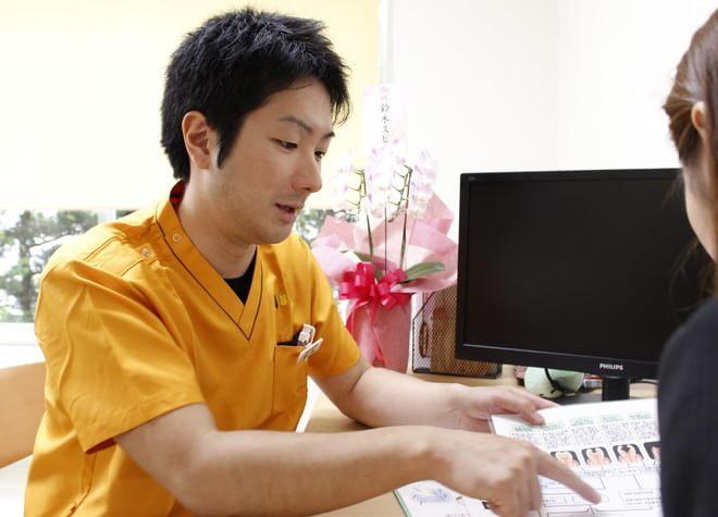 森田駅 出入口車6分 おひさま歯科クリニックのスタッフ写真2