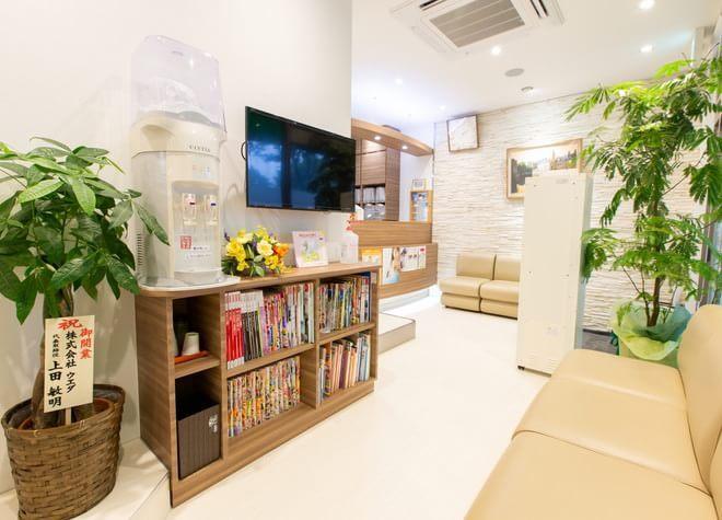 白井駅 徒歩3分 あまり歯科医院の院内写真4