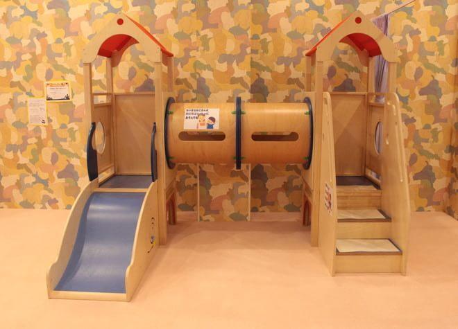 亀有駅 南口徒歩 6分 びばなん子ども歯科の院内写真3