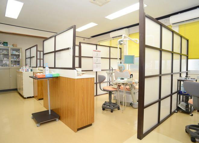 諏訪駅 出口車 11分 本川歯科医院の診療室写真3