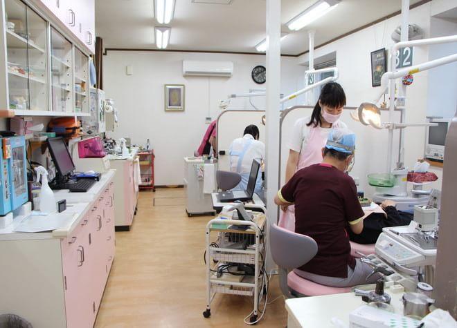 川尻駅 出口車 7分 おのうえ歯科医院の院内写真2