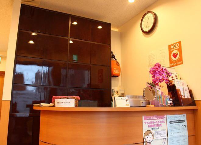 入谷駅(東京都) 4番出口徒歩 4分 大田原歯科クリニックの院内写真3