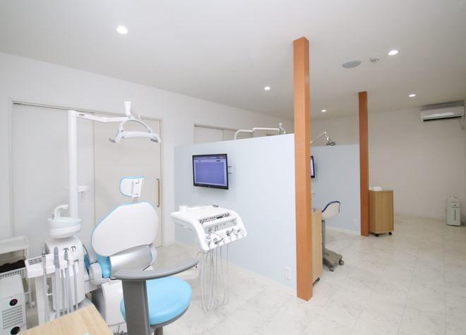 磐田駅 出口徒歩8分 西尾歯科医院の治療台写真1