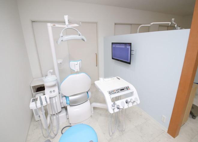 磐田駅 出口徒歩8分 西尾歯科医院の治療台写真2
