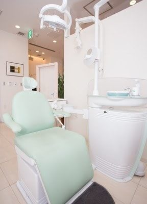 長津田駅 北口徒歩 1分 さくら歯科クリニックの院内写真4