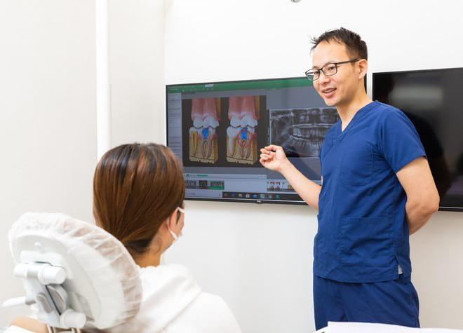 歯科用CTを導入!顎骨の構造や血管の位置も確認