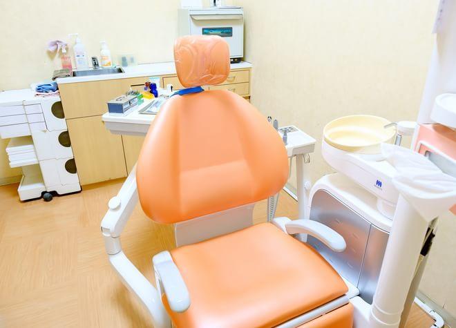 吉塚駅 出口 車10分 ひろえ歯科医院の治療台写真3