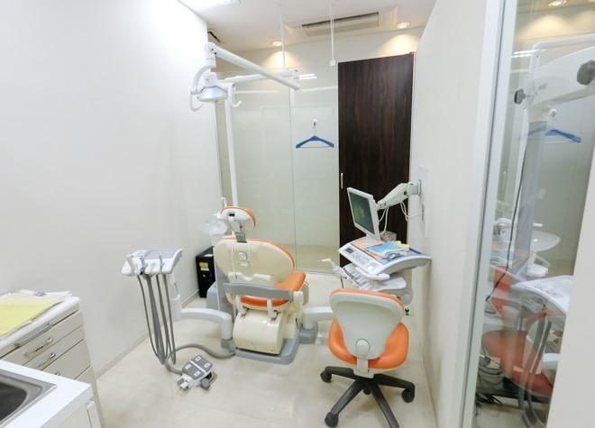 京成曳舟駅 出入口2徒歩 4分 石渡歯科クリニックの治療台写真5
