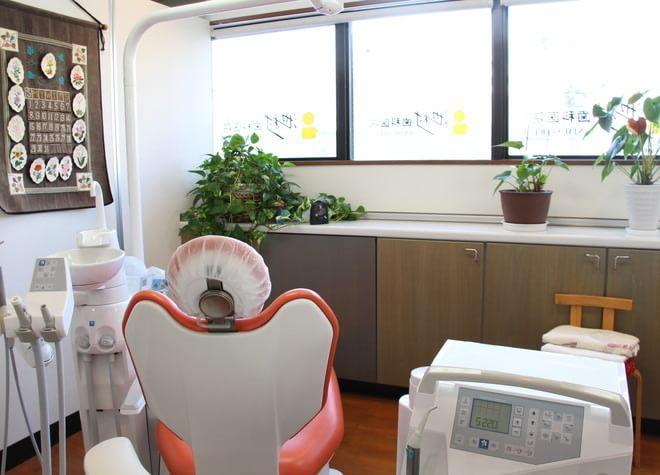 三軒茶屋駅 徒歩1分 池村歯科医院の治療台写真6