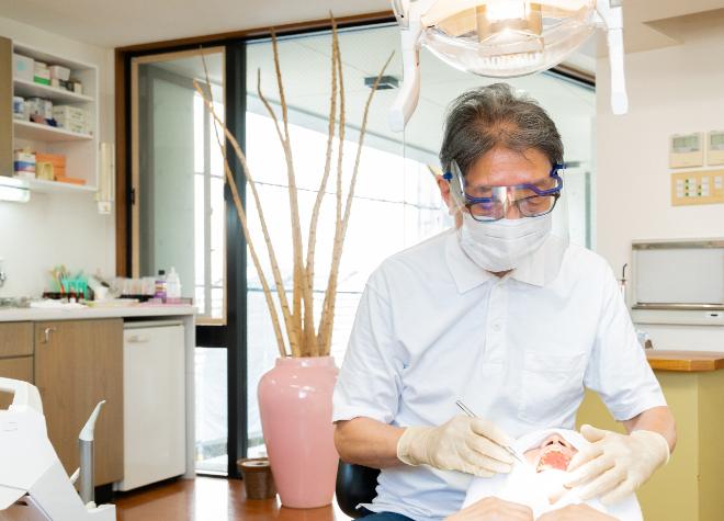 虫歯や歯周病を予防!定期的なクリーニング