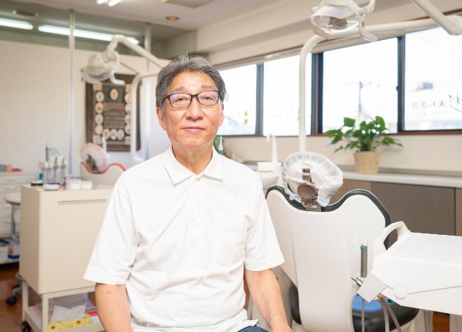 三軒茶屋駅 徒歩1分 池村歯科医院のスタッフ写真2