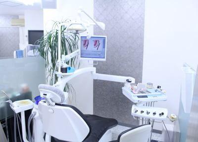 京急久里浜駅西口 徒歩2分 アリワ歯科医院の院内写真2