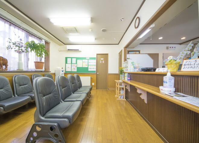 盛岡駅 北口車 10分 リーフ歯科クリニックの院内写真3