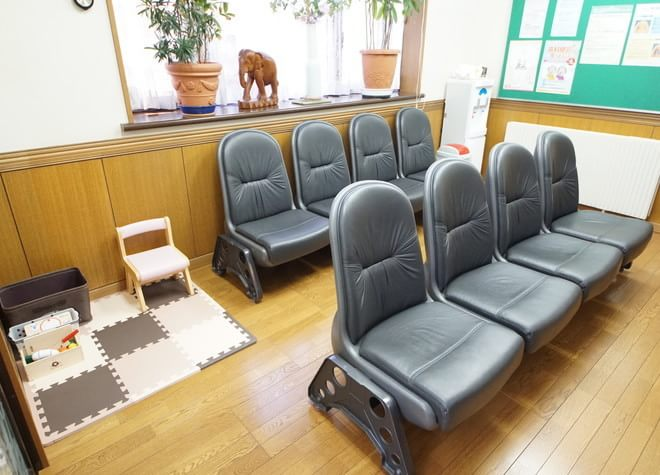 盛岡駅 北口車 10分 リーフ歯科クリニックの院内写真4
