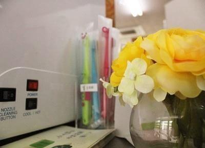 古島駅 出口車 28分 ひまわり歯科の院内写真3