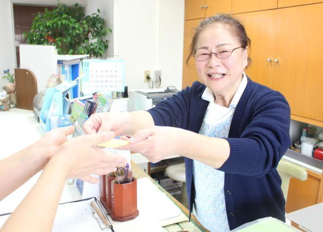 大泉駅(富山県) 出入り口車 7分 石坂歯科医院のスタッフ写真4