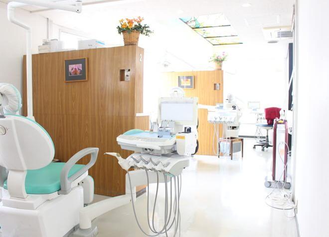 大泉駅(富山県) 出入り口車 7分 石坂歯科医院の治療台写真6