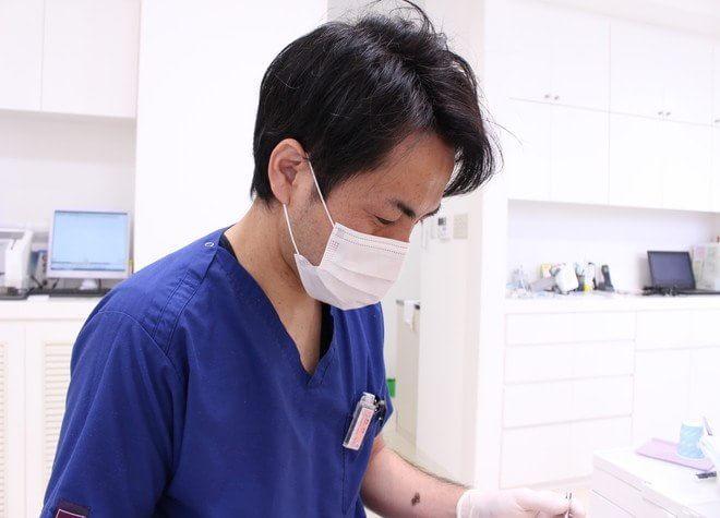 北鈴蘭台駅 出口徒歩 8分 清水歯科クリニックのスタッフ写真2