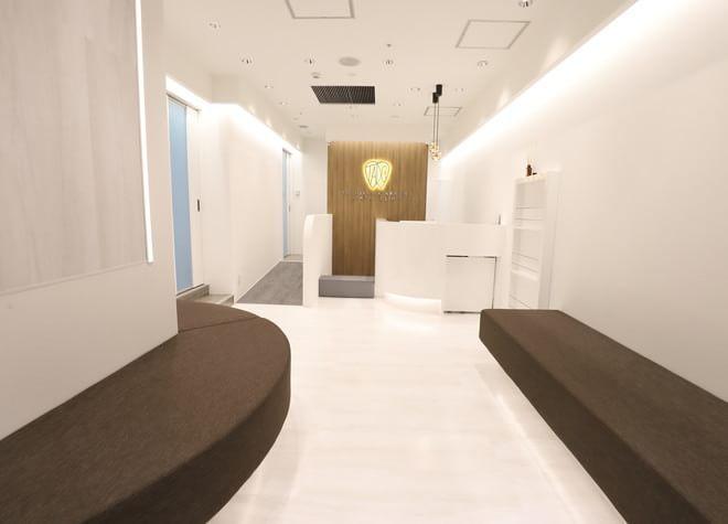 立川駅 北口徒歩 2分 立川アローズ歯科クリニックの立川アローズ歯科クリニック 待合室写真2