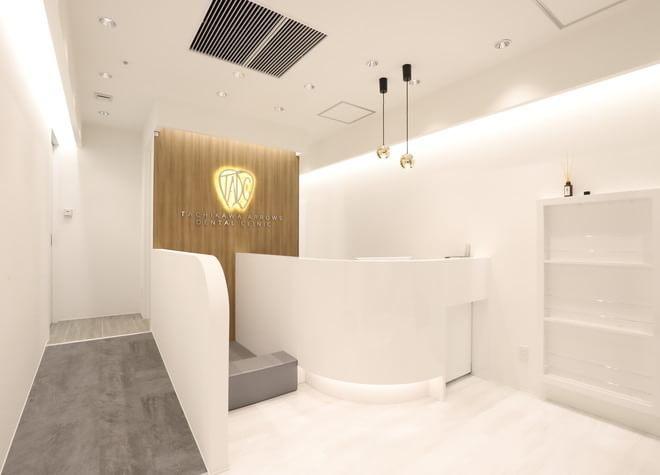 立川駅 北口徒歩 2分 立川アローズ歯科クリニックの院内写真3