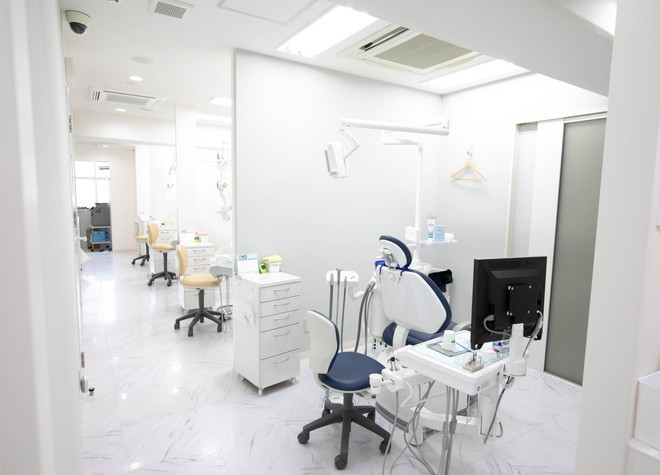 行徳駅 出口徒歩 2分 さくら歯科口腔外科クリニックの治療台写真5