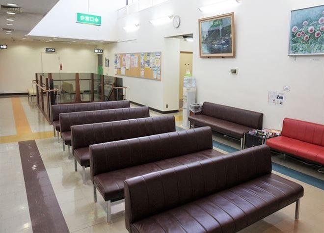 狐ヶ崎駅 出口徒歩 5分 杉山歯科医院の院内写真5