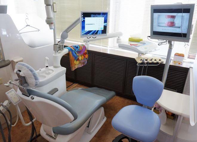 狐ヶ崎駅 出口徒歩 5分 杉山歯科医院の治療台写真3