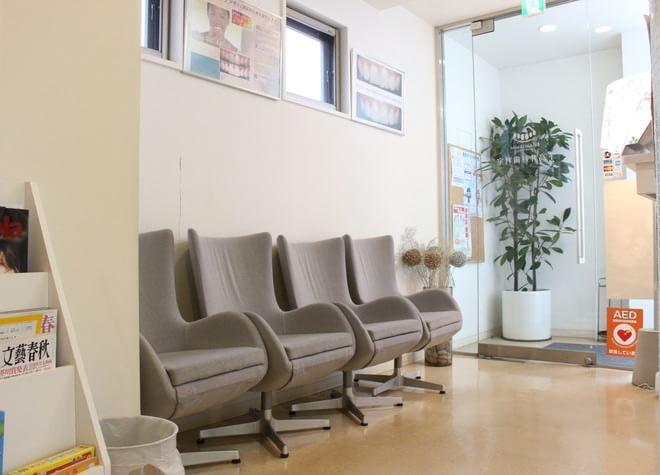 下高井戸駅 西口徒歩 2分 下高井戸歯科室の院内写真5