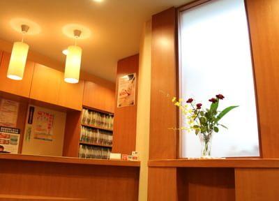糀谷駅 南口徒歩 13分 ヤマモトデンタルクリニック蒲田の院内写真2