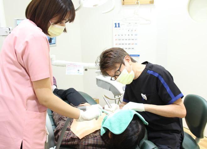 溝の口駅 出口徒歩 5分 佐和歯科・矯正歯科・口腔外科クリニックのスタッフ写真3