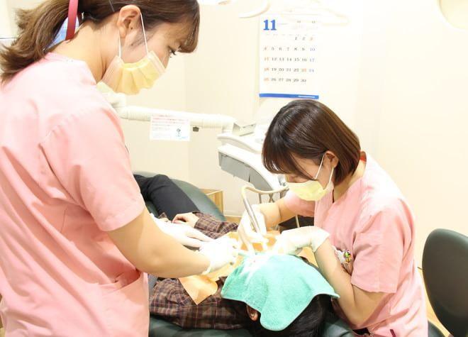溝の口駅 出口徒歩 5分 佐和歯科・矯正歯科・口腔外科クリニックのスタッフ写真4