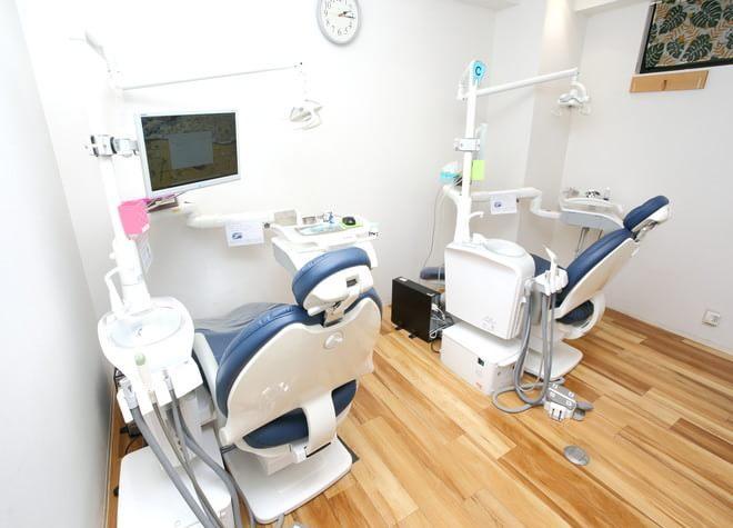溝の口駅 出口徒歩 5分 佐和歯科・矯正歯科・口腔外科クリニックの治療台写真7