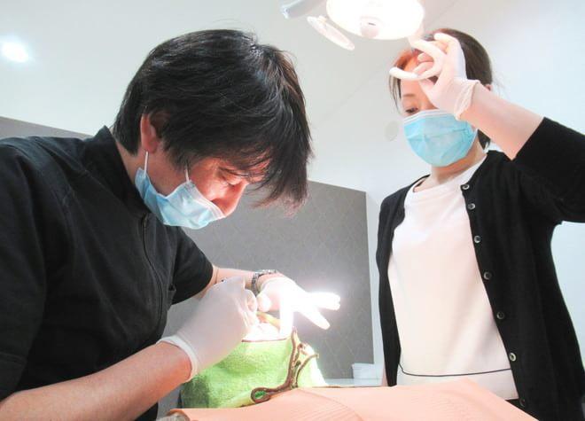 西明石駅 東口徒歩 1分 めばえ歯科クリニックのスタッフ写真2