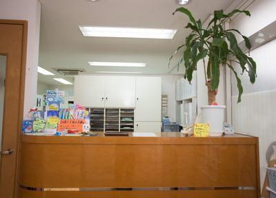 中延駅 A3出口徒歩4分 平内歯科クリニックの院内写真2