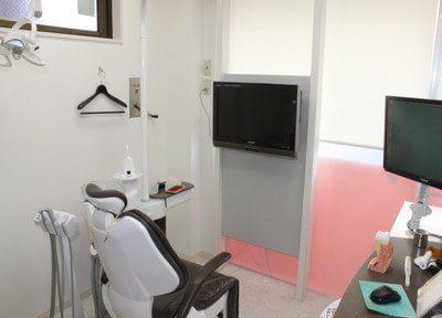 上石神井駅 北口徒歩 1分 さきやま歯科クリニックの院内写真4