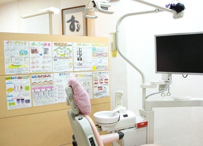 堺駅 東口徒歩 2分 中山歯科の院内写真7