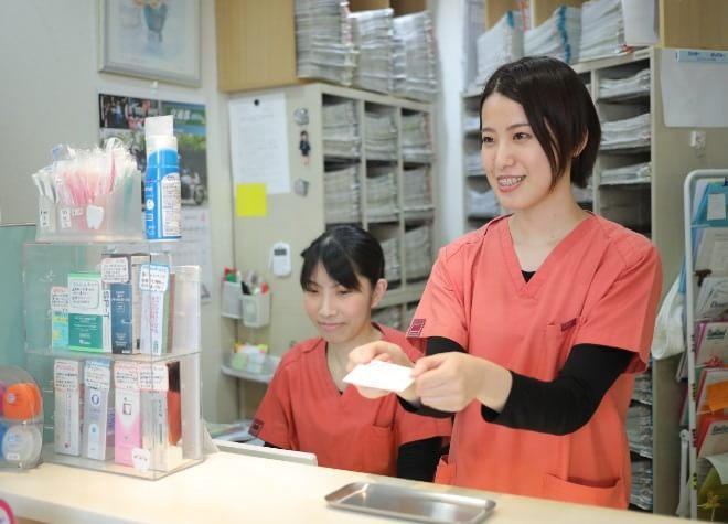 堺駅 東口徒歩 2分 中山歯科の院内写真4