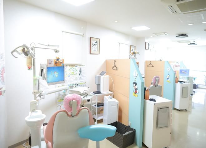 堺駅 東口徒歩 2分 中山歯科の院内写真5