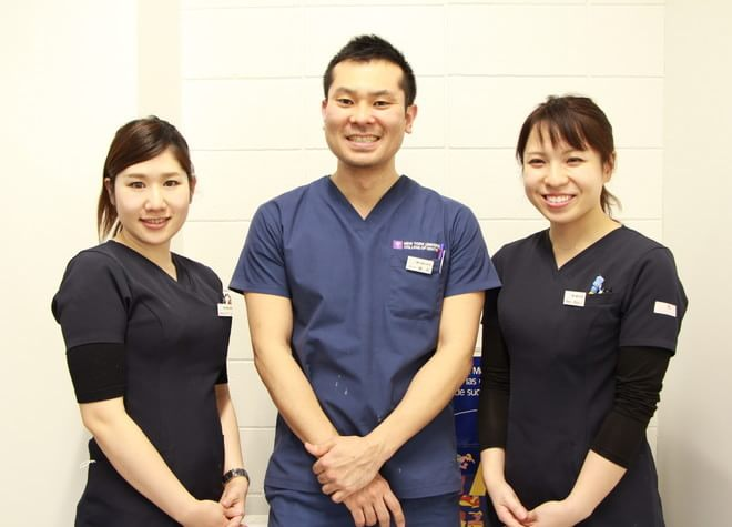 綱島駅 西口徒歩4分 園田歯科医院写真1