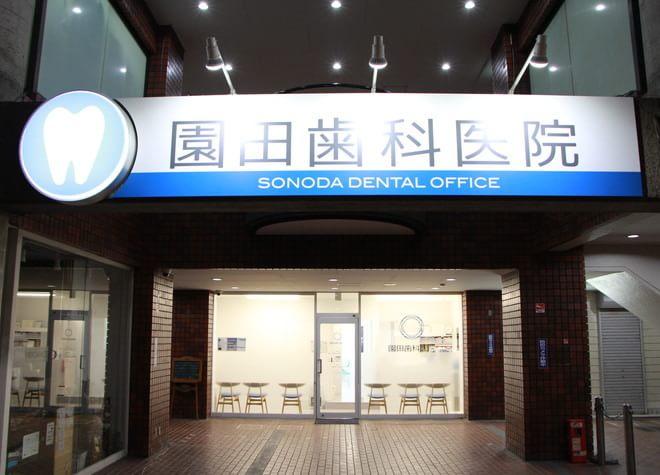 綱島駅 西口徒歩4分 園田歯科医院の外観写真6