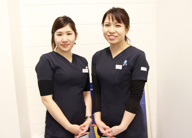 綱島駅 徒歩4分 園田歯科医院のスタッフ写真3