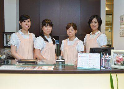 武蔵新城駅 南口徒歩1分 新城アイモール歯科写真3