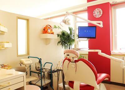 首里駅 出口車 28分 歯のお医者さんの院内写真4