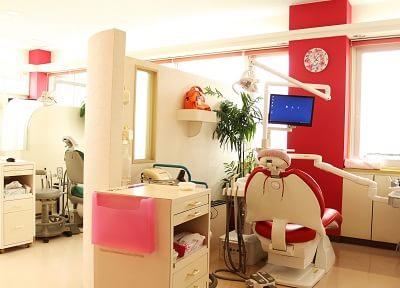 歯のお医者さんの画像