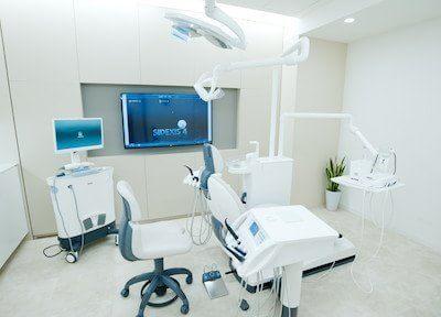 三鷹駅 南口徒歩3分 三鷹ハートフル矯正歯科医院の院内写真7