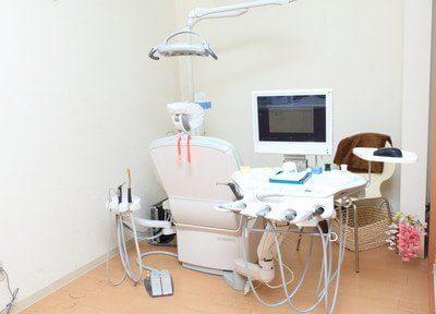 喜多見駅 出口徒歩 1分 さくら歯科医院の院内写真2