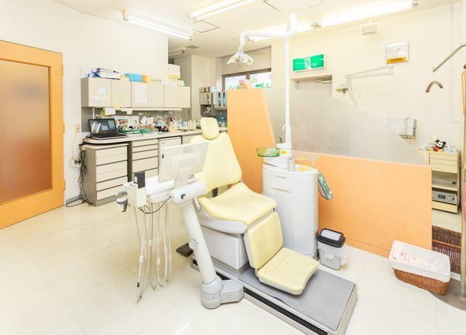 茅場町駅 4b出口徒歩5分 デンタルオフィス 遠山ビル歯科の院内写真2
